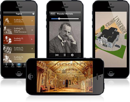 Update Ludwig II - Walking in the Footsteps of a Fairytale King
