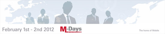 Banner M-Days