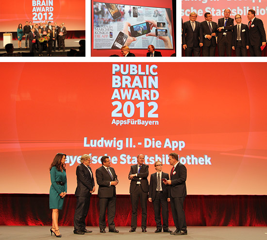 Vodafone Public Brain Award 2012