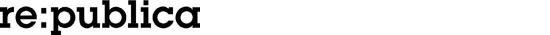 re:publika Logo