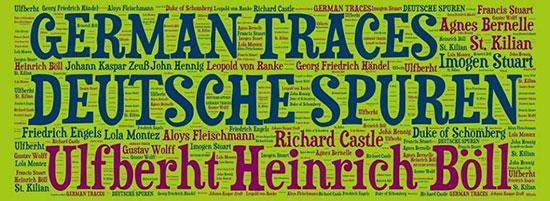 Deutsche Spuren