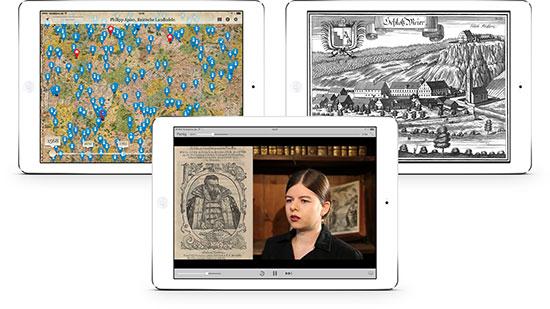 Bavaria in historical maps  1.2