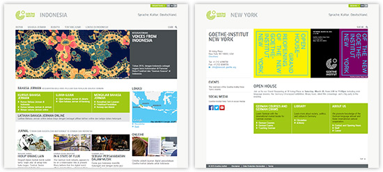 Goethe-Institut Hallo Indonesien, hallo New York!