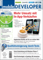 mobile DEVELOPER 08/2011