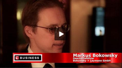 CHIP Business.tv hat ebenfalls auf der MobileTech ein 4.50 min Interview mit Markus Bokowsky über Augmented Reality geführt.