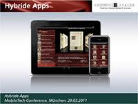 Hybride Apps für iOS