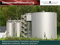 Ressourcenverwaltung, Preloading und Caching in Objective-C